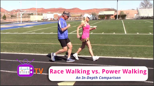 "Watch: ""Race Walking vs. Power Walking: An In-Depth Comparison"""