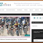 screenshot of GoSpeedyDivas.com home page