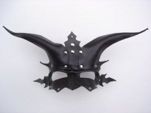 Destroyer Leather Mask