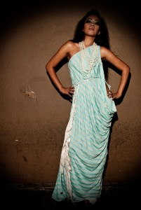 Grecian Goddess Maxi Gown, one size fits all