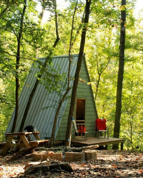 Tunica Hills Campground