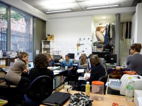 Green Wednesdays at Textiles Environment Design, University of the Arts London