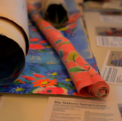 My Nature Symposium, a Slow Textiles Group event