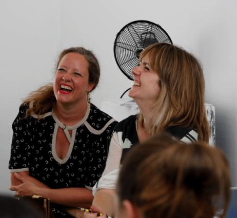 Ptolemy Mann and Emma Neuberg, Slow Textiles Group, 2014