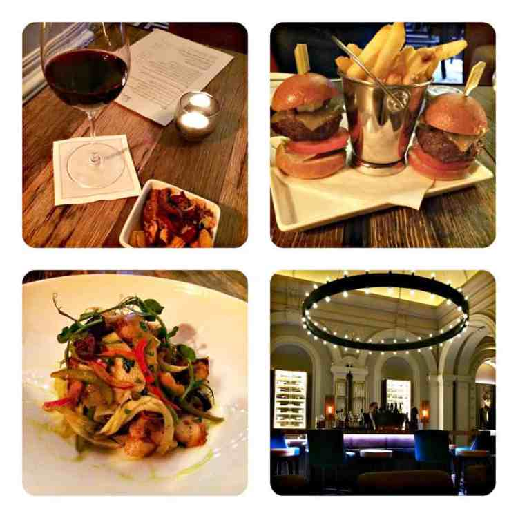 A Review – 1901 Wine Lounge @ Andaz Hotel