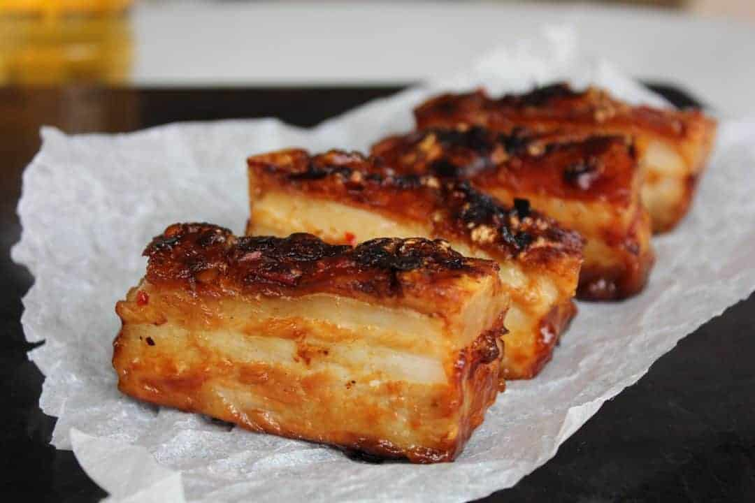 Cider & Chilli Pork Belly