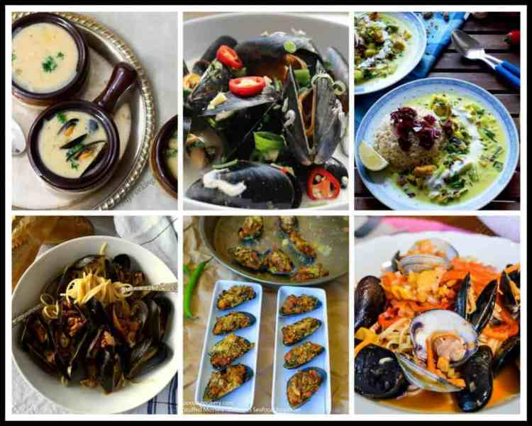 8 Must Try Easy Mussel Recipes