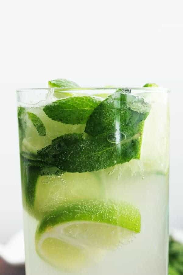 Mojito Elderflower Cocktail