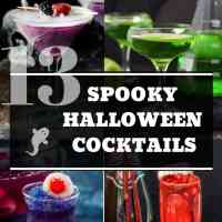 13 Spooky Halloween Cocktail Recipes