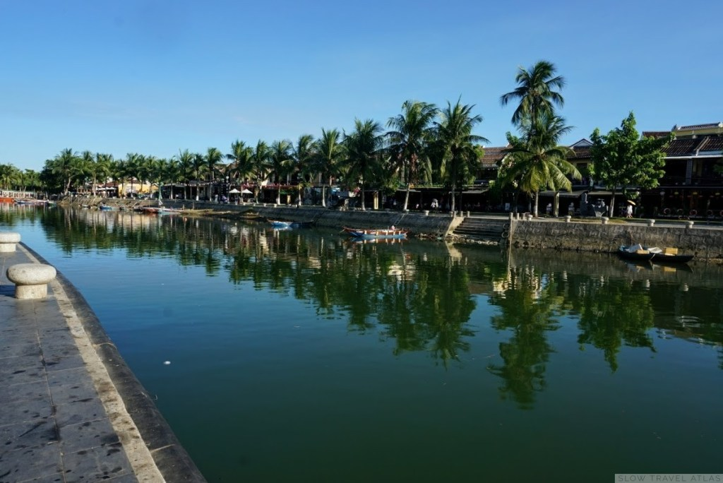 Hoi An riverside by day