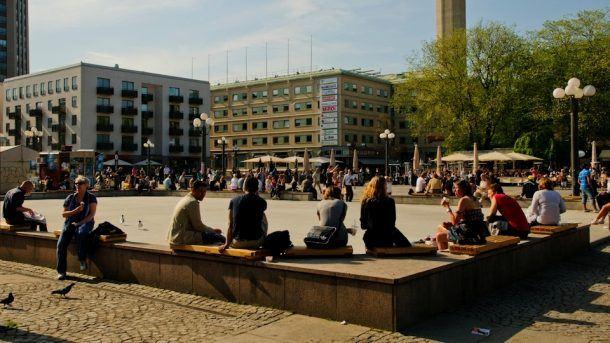 Stockholm, Sweden - Photography by Lola Akinmade Åkerström