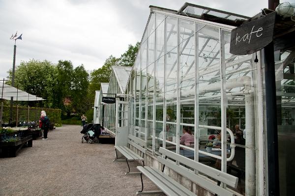 Rosendals TrädgårdKafé & Bageri - Rosendals - Photography by Lola Akinmade Åkerström