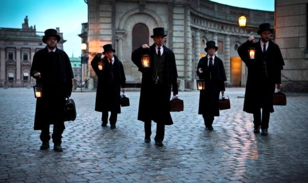 All photos courtesy of Stockholm Ghost Walk
