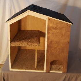 Cathouse with style!