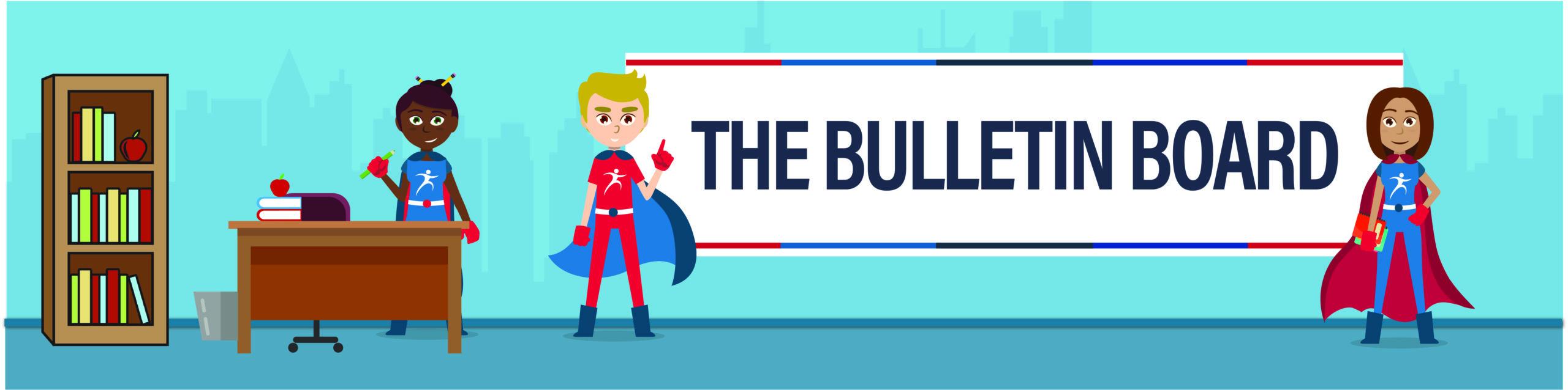 Bulletin Board Banner