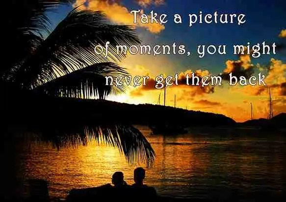 Dream and Believe - SLR Photography Inspirational Postcards