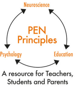 pen principle graphic