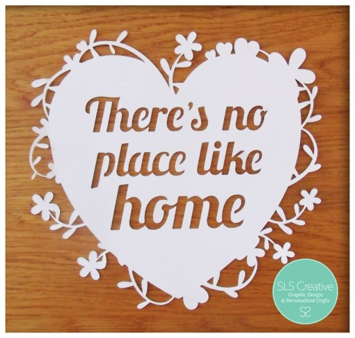 There's no place like home SLS Creative
