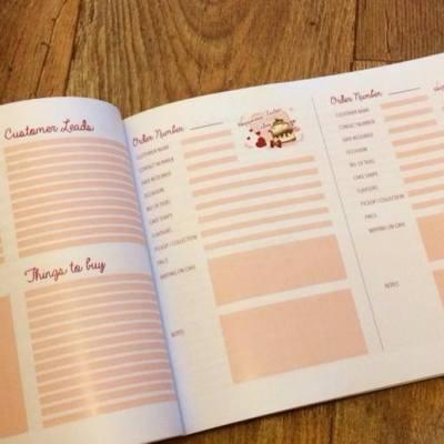 Bespoke Order Book SLS Creative