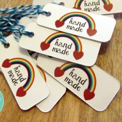 Mini Tags by SLS Creative