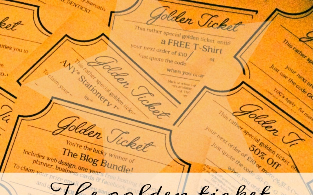 The SLS Creative Golden Ticket Giveaway!