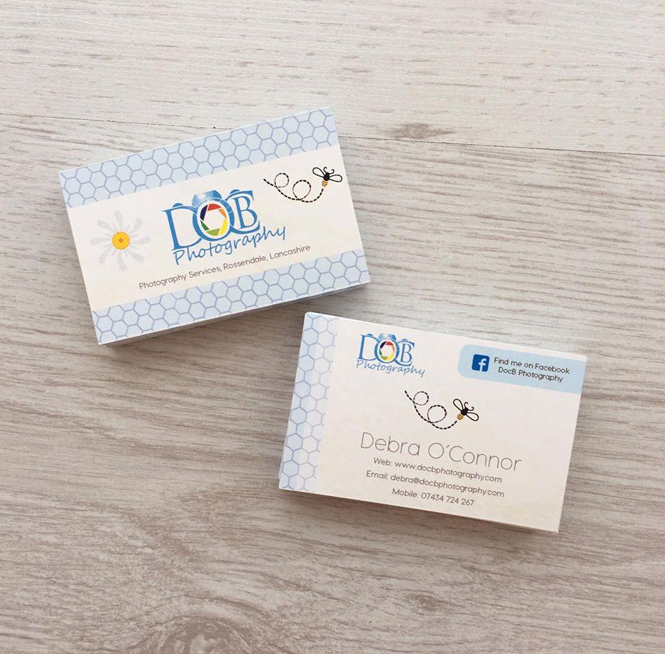 Business Card & Sticker Bundle | SLS Creative