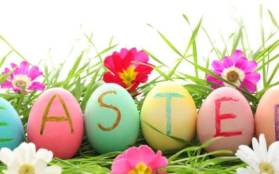 The SLS 'Creative' Easter Egg Challenge!