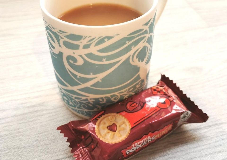 Jammie Dodgers are now Vegan, welcome back!