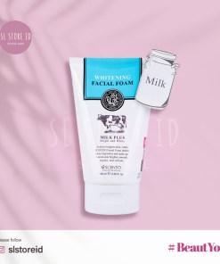 Scentio Milk Plus Q10 Whitening Facial Foam