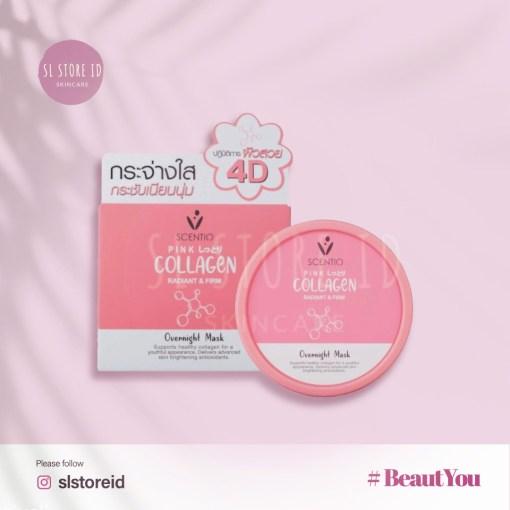 slstoreid-scentio-pink-collagen-radiant-firm-overnight-mask
