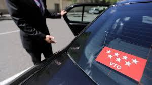 regulación VTC