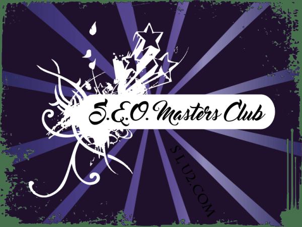 SLU2 SEO Master Club