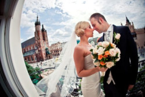 wedding in krakow