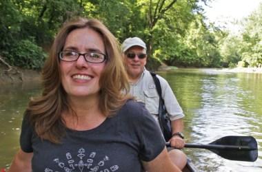 Slucherville Canoeing Floyds Fork Creek