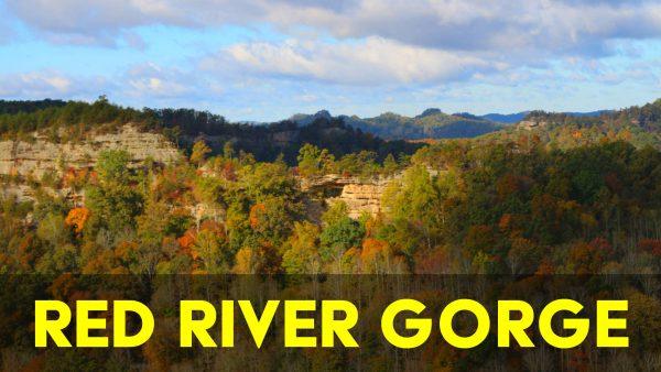 Red River Gorge, by Slucherville
