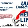 UUP Defection Hotline