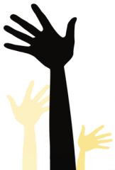 alliance manifesto - image of hands