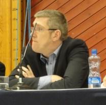 John O'Dowd on East Belfast Speaks Out panel
