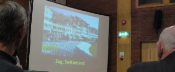 Workers Party NI Conference - and the Swiss canton of Zug