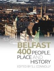 Belfast 400 book cover