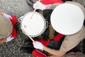 drummer overhead shot twelfth