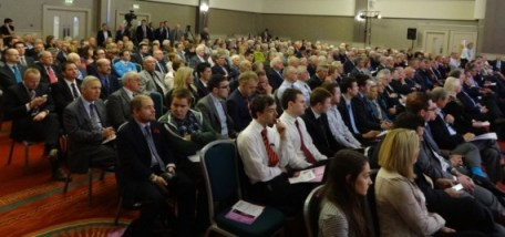 UUP conf audience