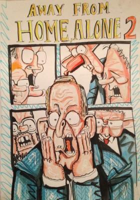 Richard Haass cartoon, Brian John Spencer