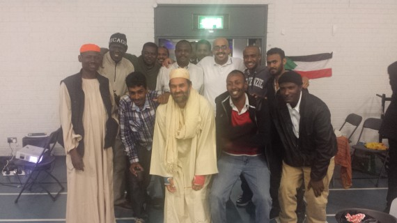 The Sudanese Community Association Northern Ireland
