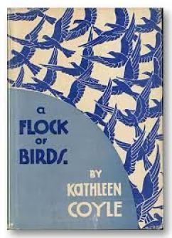 A flock of birds
