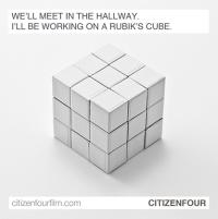 CitizenFour Cube