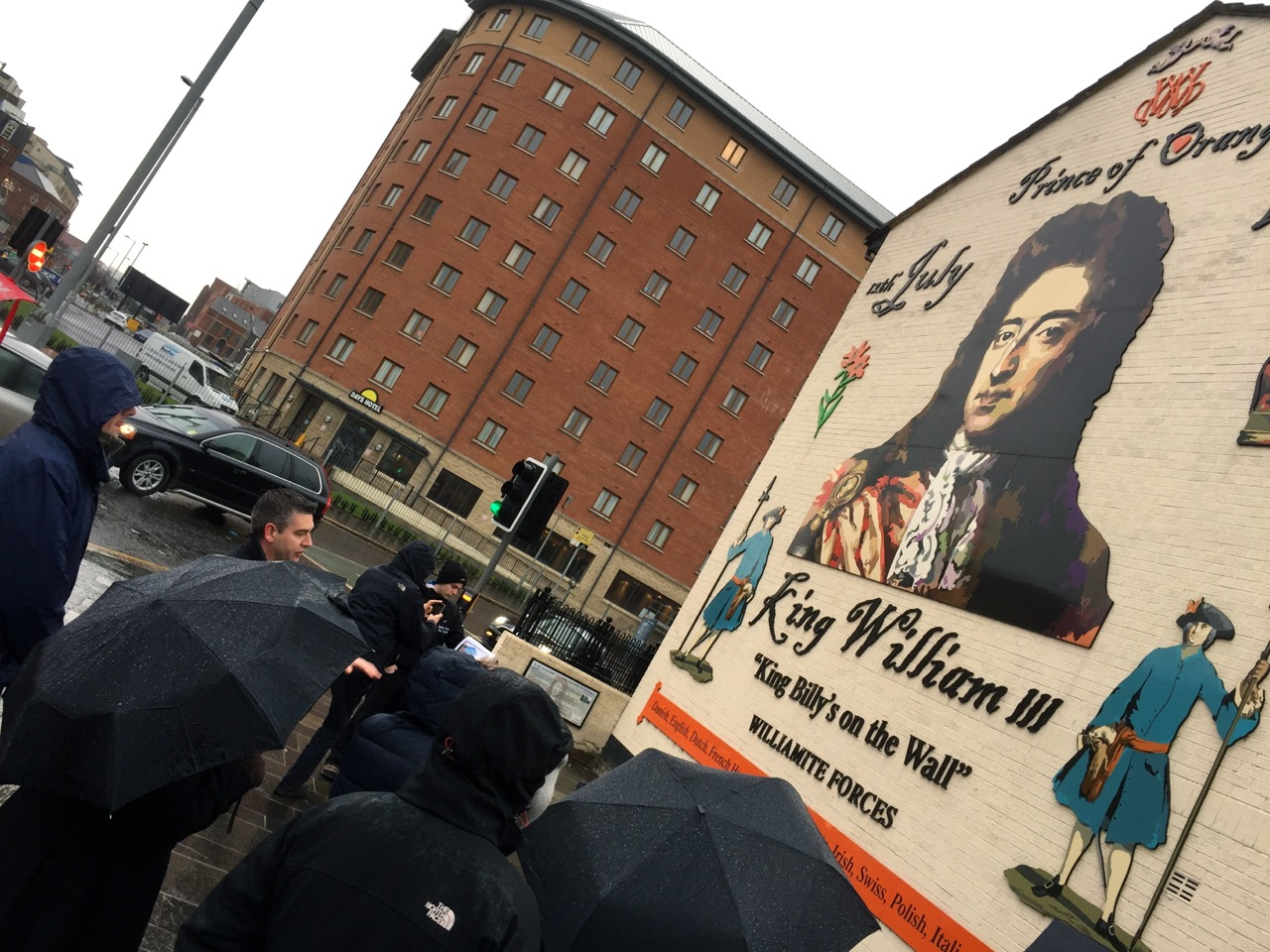 Slices of Belfast: A tour of Sandy Row – Slugger O'Toole