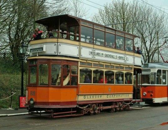 glasgow-tram