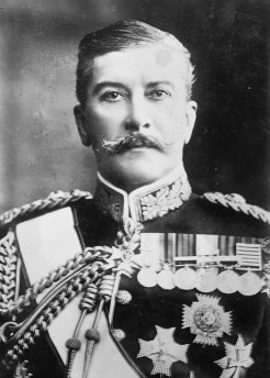 Sir Arthur Paget, GOC Irish Command in March 1914