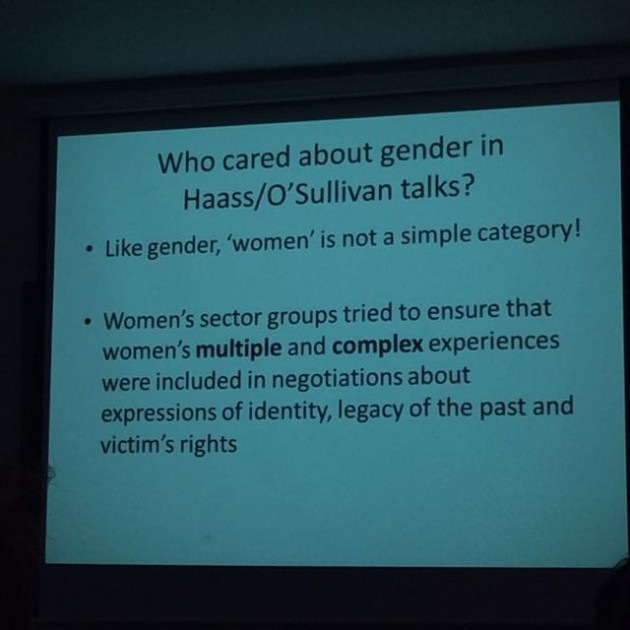 ImagineBelfast15 Gender Dealing with the Past 08